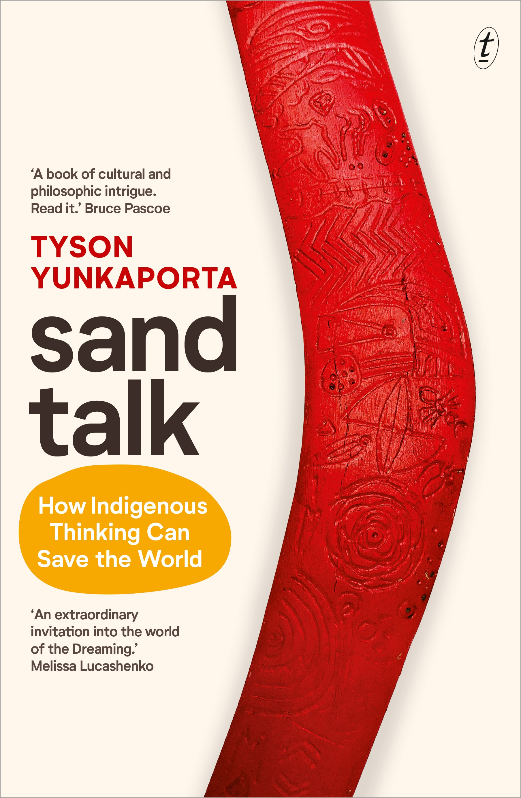 Sand Talk book cover