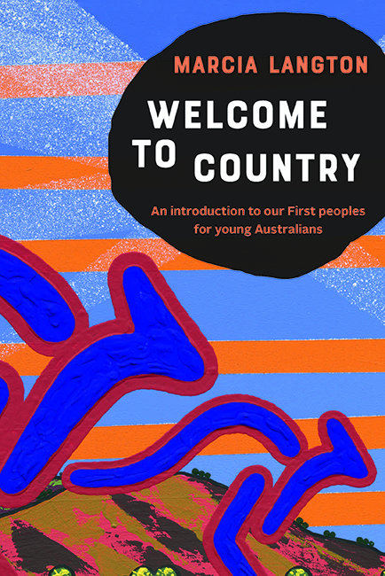 Welcome to Country book cover
