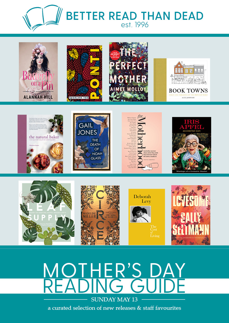 Mother's Day Reading Guide