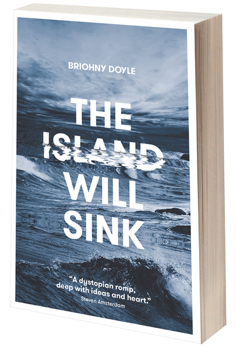 Official Sydney Launch of The Island Will Sink