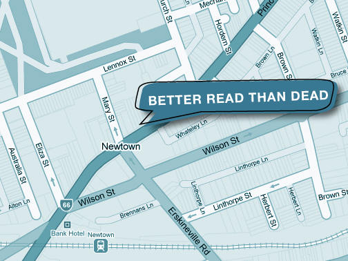Better Read Than Dead - Store Location