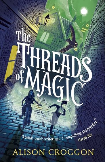 Threads of Magic book